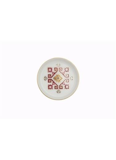 Porland Porland Arabesque Lokumluk 6cm Renkli